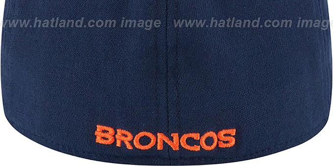 Denver Broncos 2015 NFL DRAFT FLEX Hat by New Era e28f58eae