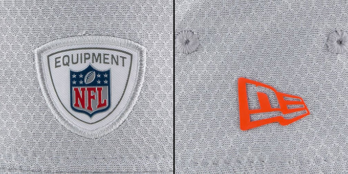 Broncos '2018 NFL TRAINING BUCKET' Grey Hat by New Era