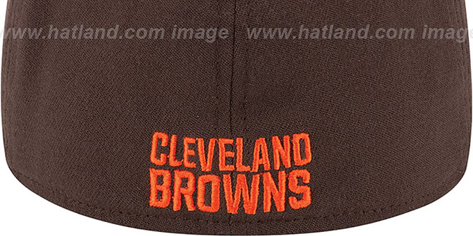 Browns '2015 NFL DRAFT FLEX'  Hat by New Era