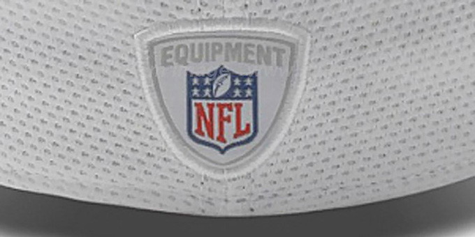 Cardinals 'NFL TRAINING FLEX' White Hat by New Era