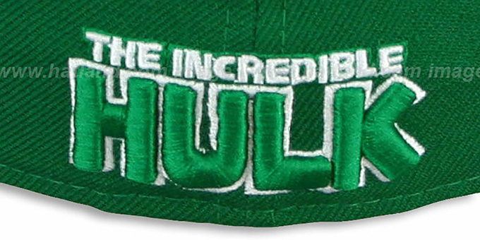 Celtics 'BIG WORD ACTION' Green-White Fitted Hat by New Era