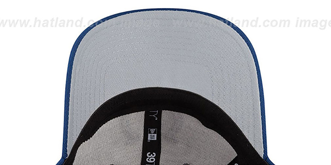 Colts '2014 NFL DRAFT FLEX' Royal Hat by New Era