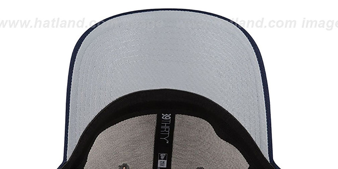 Cowboys '2014 NFL DRAFT FLEX' Navy Hat by New Era