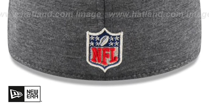 Cowboys 'HOME ONFIELD STADIUM' Charcoal-Navy Fitted Hat by New Era