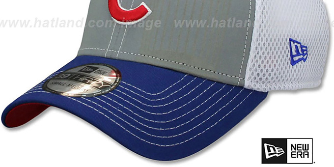 Cubs '2016 WORLD SERIES CHAMPS REFLECTIVE' Flex Hat by New Era