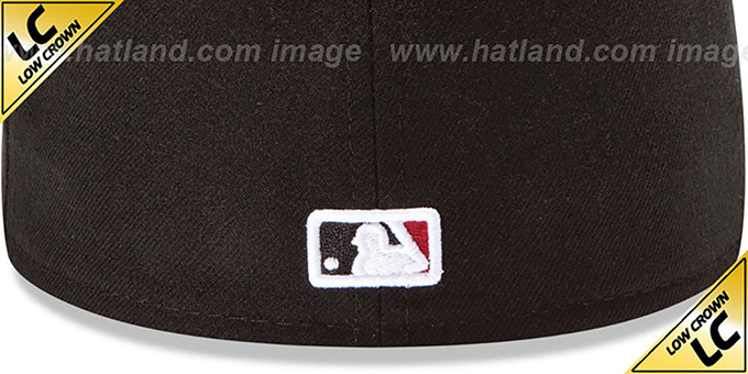 Diamondbacks 'LOW-CROWN' GAME Fitted Hat by New Era