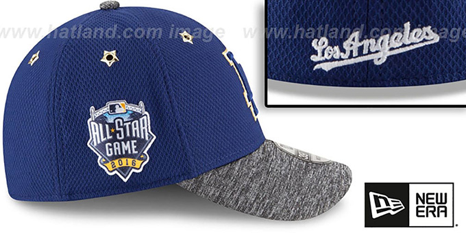 Dodgers '2016 MLB ALL-STAR GAME FLEX' Hat by New Era