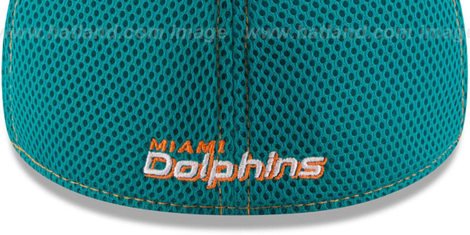 Dolphins 'REALTREE NEO MESH-BACK' Flex Hat by New Era