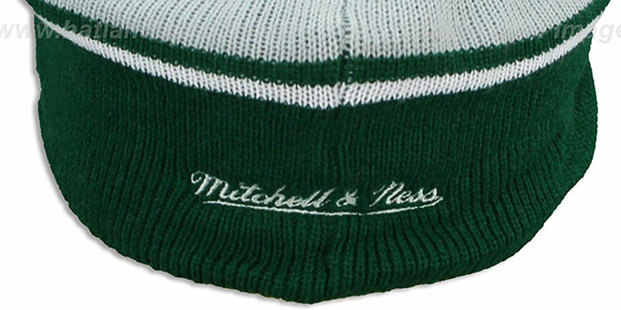 Eagles 'RERUN KNIT BEANIE' by Mitchell and Ness
