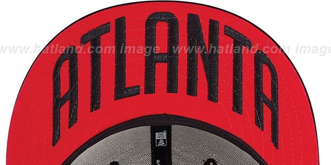 Falcons 'NFL 2013 DRAFT' Black 59FIFTY Fitted Hat by New Era