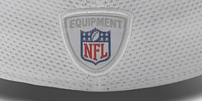 Falcons 'NFL TRAINING FLEX' White Hat by New Era