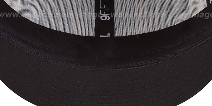 Grizzlies 'CITY-SERIES SNAPBACK' White-Black Hat by New Era