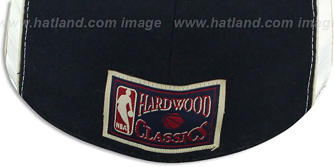Hardwood Classics 'EXPOSED' Fitted Hat by New Era