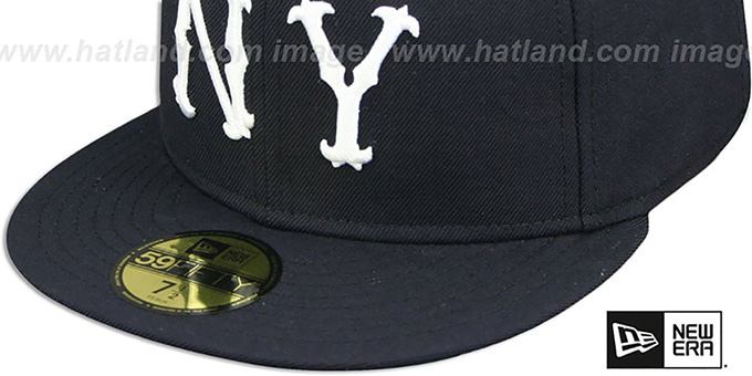 Highlanders '1903 COOPERSTOWN' Fitted Hat by New Era