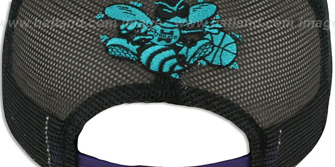 Hornets 'FLORAL CHAIN SNAPBACK' Hat by New Era