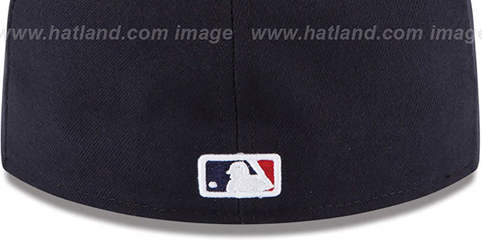 Indians 'AC-ONFIELD HOME' Hat by New Era