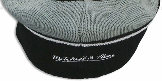 Kings 'RERUN KNIT BEANIE' by Mitchell and Ness