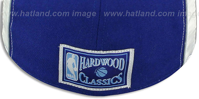 Lakers HARDWOOD 'EXPOSED' Fitted Hat by New Era