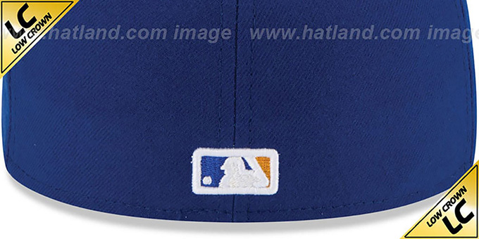 Mariners 'LOW-CROWN' ALTERNATE-2 Fitted Hat by New Era