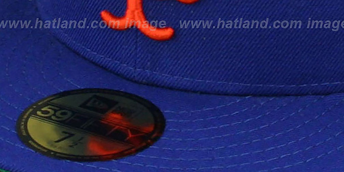 Mets '1969 COOPERTOWN' Fitted Hat by New Era