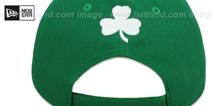 Mets 'ST PATRICKS DAY' Green Strapback Hat by New Era