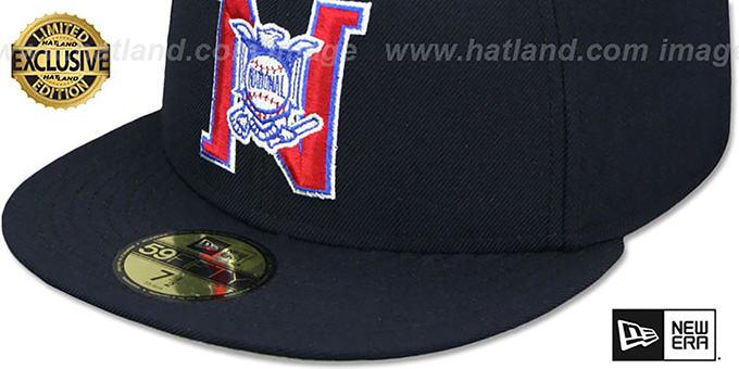 National League 'MLB UMPIRE' Navy Hat by New Era