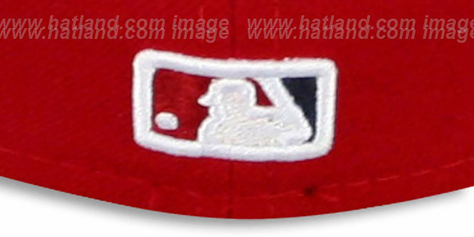 Nationals '2014 PLAYOFF GAME' Hat by New Era