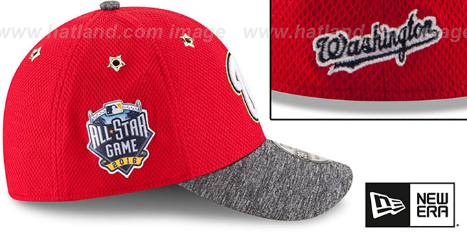 Nationals '2016 MLB ALL-STAR GAME FLEX' Hat by New Era