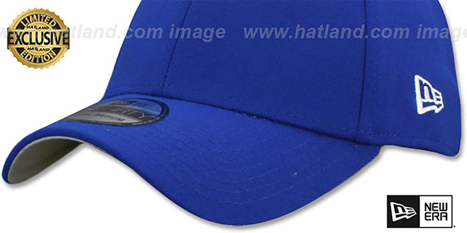 New Era '39THIRTY-BLANK' Royal Flex Fitted Hat
