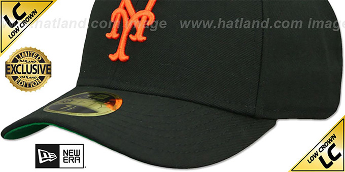 NY Giants 'LOW-CROWN 1947-57 COOPERSTOWN' Fitted Hat by New Era