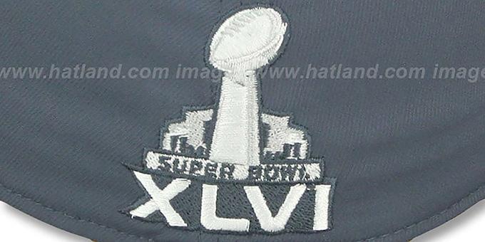 7efcb5dfc1d55 New York NY Giants SUPERBOWL XLVI CHAMPS Hat by Reebok