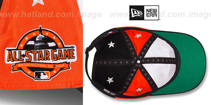 Orioles '2018 MLB ALL-STAR GAME STRAPBACK' Hat by New Era