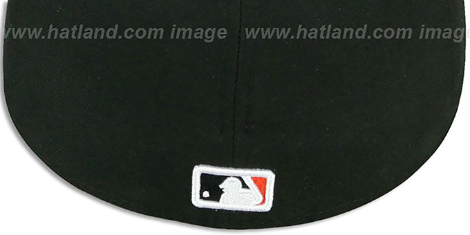 Orioles 'REAL GRAFFITI VIZA-PRINT' Black Fitted Hat by New Era