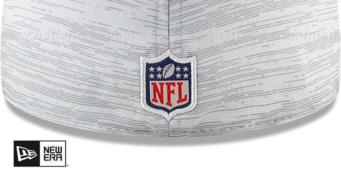 Packers '2020 ONFIELD STADIUM' Heather Grey Fitted Hat by New Era