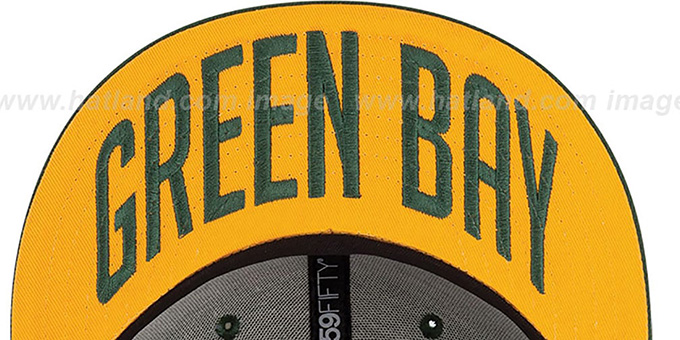 Packers 'NFL 2013 DRAFT' Green 59FIFTY Fitted Hat by New Era