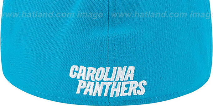 5e08e5a47e2 Carolina Panthers 2015 NFL DRAFT FLEX Hat by New Era