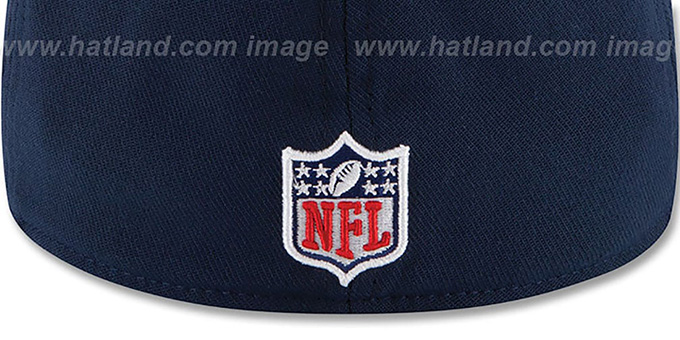 Patriots '2014 NFL STADIUM THROWBACK FLEX' Navy Hat by New Era