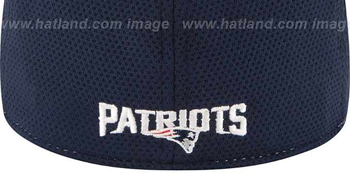 Patriots '2014 NFL TRAINING FLEX' Navy Hat by New Era