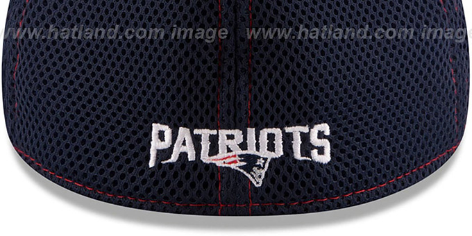 Patriots 'REALTREE NEO MESH-BACK' Flex Hat by New Era
