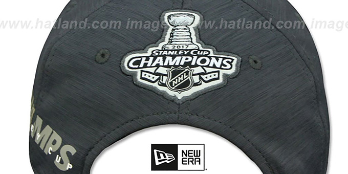 Penguins 2017 'STANLEY CUP CHAMPS' Hat by Reebok