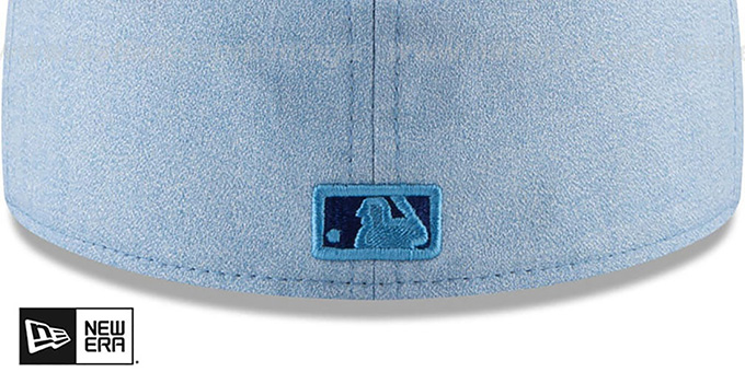 1c3c39e658091 ... Phillies  2018 FATHERS DAY  Sky-Royal Fitted Hat by New Era