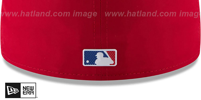 Phillies '2018 PROLIGHT-BP' Red-Royal Fitted Hat by New Era