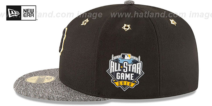 separation shoes 7f71c 6d77e ... Pirates  2016 MLB ALL-STAR GAME  Fitted Hat by New Era