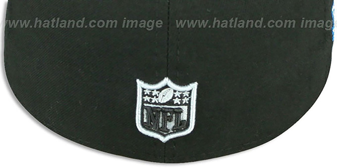 Raiders 'SUPER BOWL XVIII' Black Fitted Hat by New Era