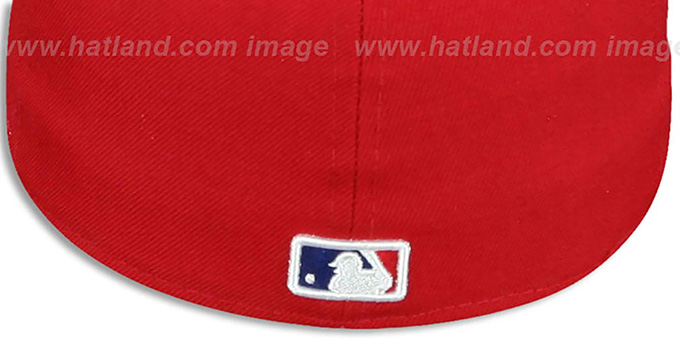 Rangers 1995 'SIDE ALL-STAR-PATCH' Fitted Hat by New Era