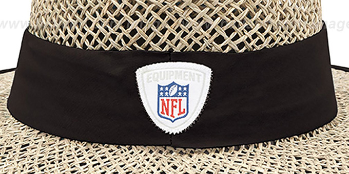 Ravens 'NFL TRAINING STRAW' Hat by New Era