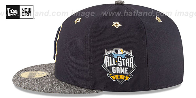 Red Sox '2016 MLB ALL-STAR GAME' Fitted Hat by New Era