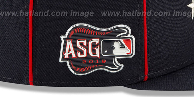 Red Sox '2019 MLB ALL-STAR GAME SNAPBACK' Hat by New Era