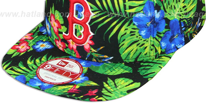 Red Sox 'BLOOM SNAPBACK' Hat by New Era