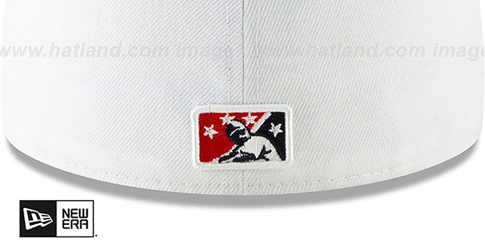 Red Sox 'COPA' Red-White-Navy Fitted Hat by New Era